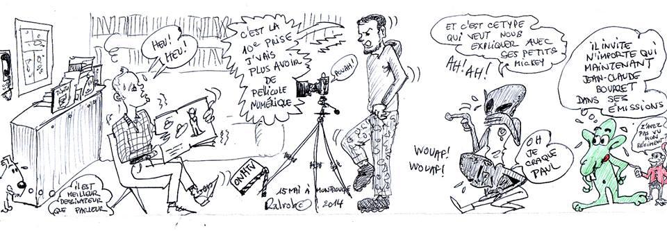 Interview d'ufologue